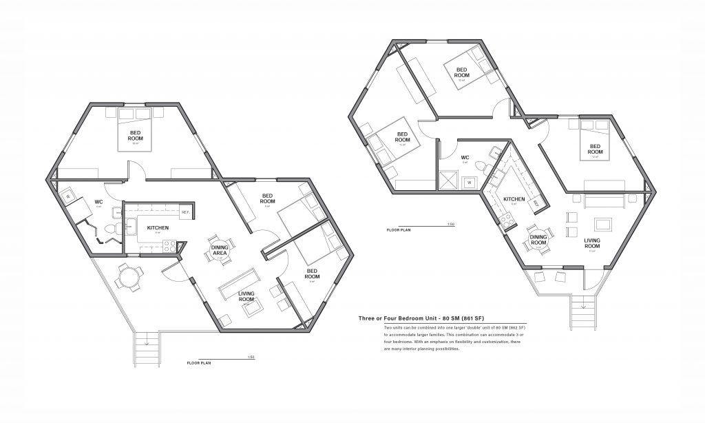 Hex House Architects For Society